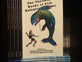 The Throwin' Rocks at Fish Roleplayin' Game (Book) photo