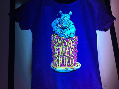 Rhino Pancake - Ladies Tee main photo