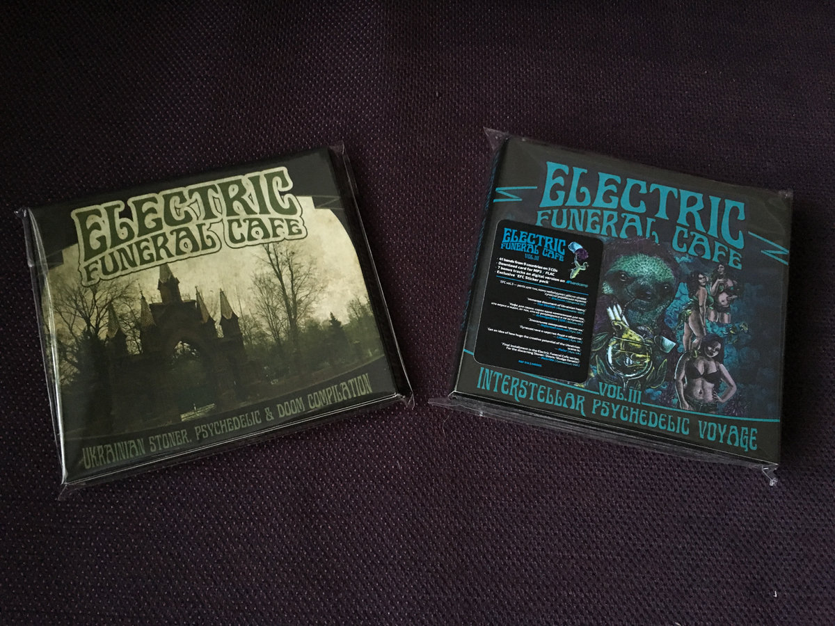 electric funeral cafe | robustfellow