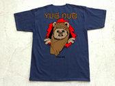 "Steele Wars ""Yub Nub"" navy t-shirt photo"