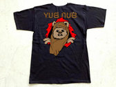 "Steele Wars ""Yub Nub"" black t-shirt photo"