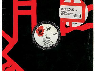 "Demon Boyz - Vibes (Original & 1990 Remix) / Northside (12"") main photo"