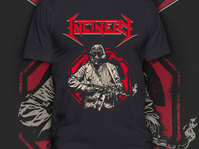 Soldier T-Shirt - Red main photo