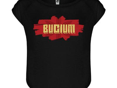 Girlie - Bucium Logo - Black t-shirt main photo