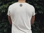 Man - Stag - White T-shirt photo