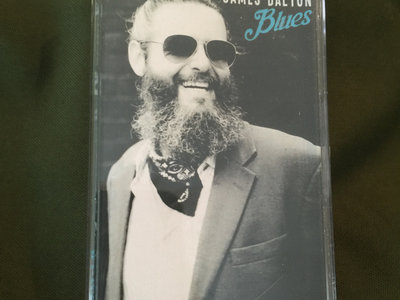 James Dalton BLUES Limited Edition Signed Cassette main photo