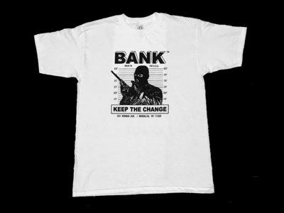 BANK Trigger Man tee (wht) main photo