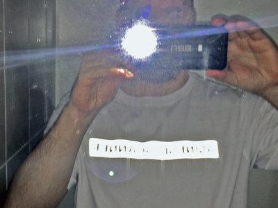 AS REFLECTIVE T-SHIRT main photo