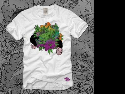 GORILLA HAZE T-SHIRT by SCARFUL main photo
