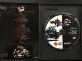 Original Warped Tour 2003 Film DVD Includes FREE CD Sampler & KFR Button photo