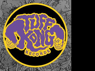 TUFF KONG RECORDS PATCH main photo