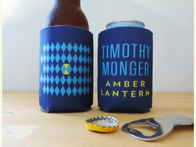 Amber Lantern Drink Koozie main photo
