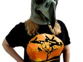 "The Buzzards of Fuzz ""Four Birds in the Desert"" Silkscreen T-Shirt! photo"