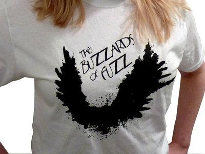"""The Buzzards of Fuzz """"Steadman"""" Silkscreen T-Shirt! main photo"""