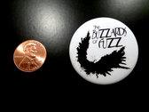 The Buzzards of Fuzz Button / Pin Set! photo