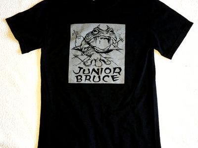 Black JUNIOR BRUCE - FROGZILLA T-Shirt main photo
