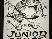 Black JUNIOR BRUCE - FROGZILLA T-Shirt photo
