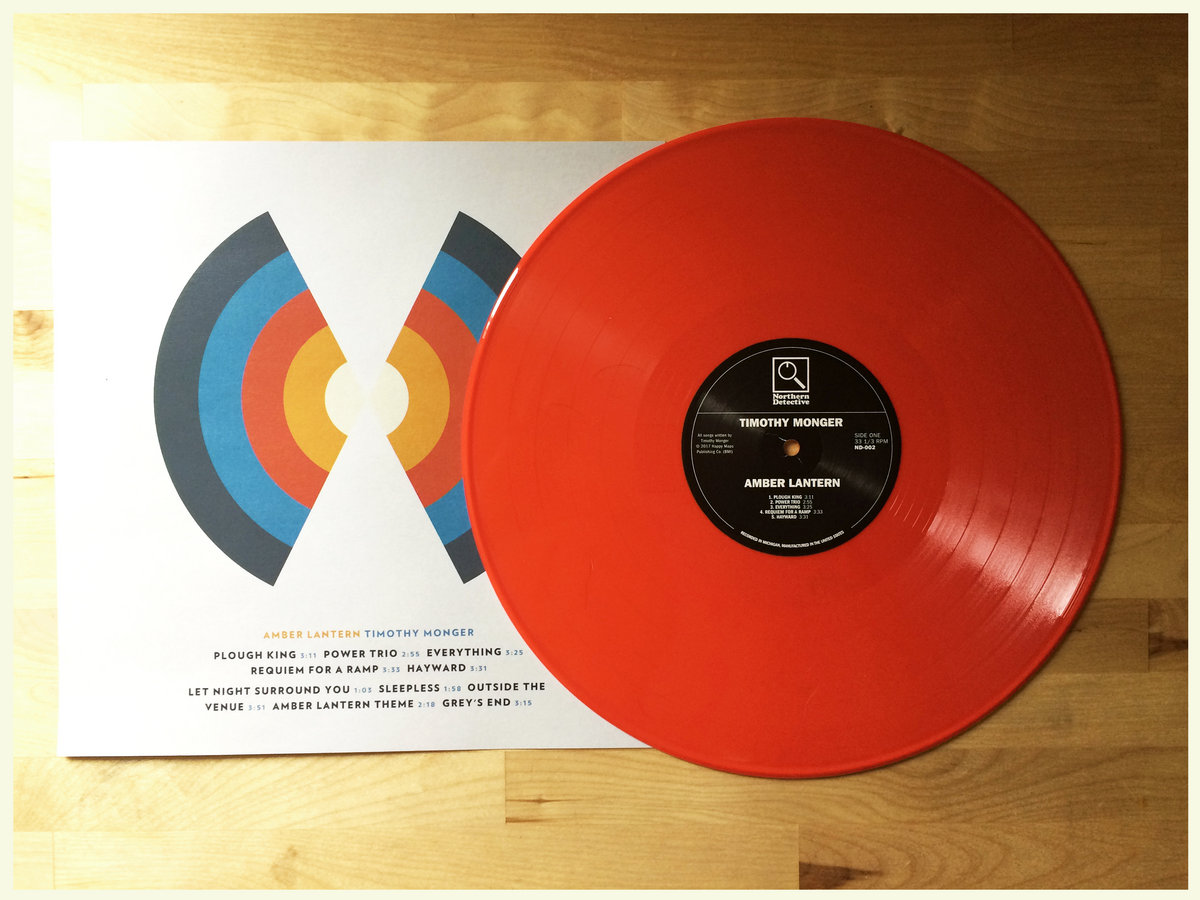 Orange pop records s profile hear the world s sounds - Amber Lantern On Limted Edition 12 Opaque Orange Vinyl W Insert Featuring Lyrics Credits Sounds Great Looks Great Includes Unlimited Streaming Of
