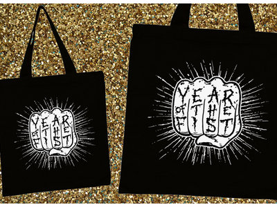 Fist Logo Tote Bag main photo
