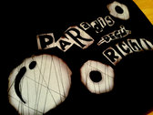 "PdO black old style t-shirt + ""IL CORPONAUTA"" album download photo"