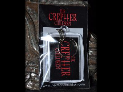 Keyring - Creptter Red Logo main photo