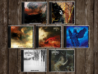 The complete Netherbird CD collection (7 discs) main photo