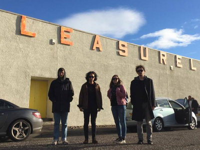Lush Purr and friends at Leith Depot, Edinburgh 18th May main photo