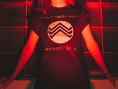 BLIGHT MAKES RIGHT T-shirt photo