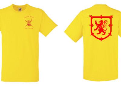 Lion Rampant T-shirt main photo