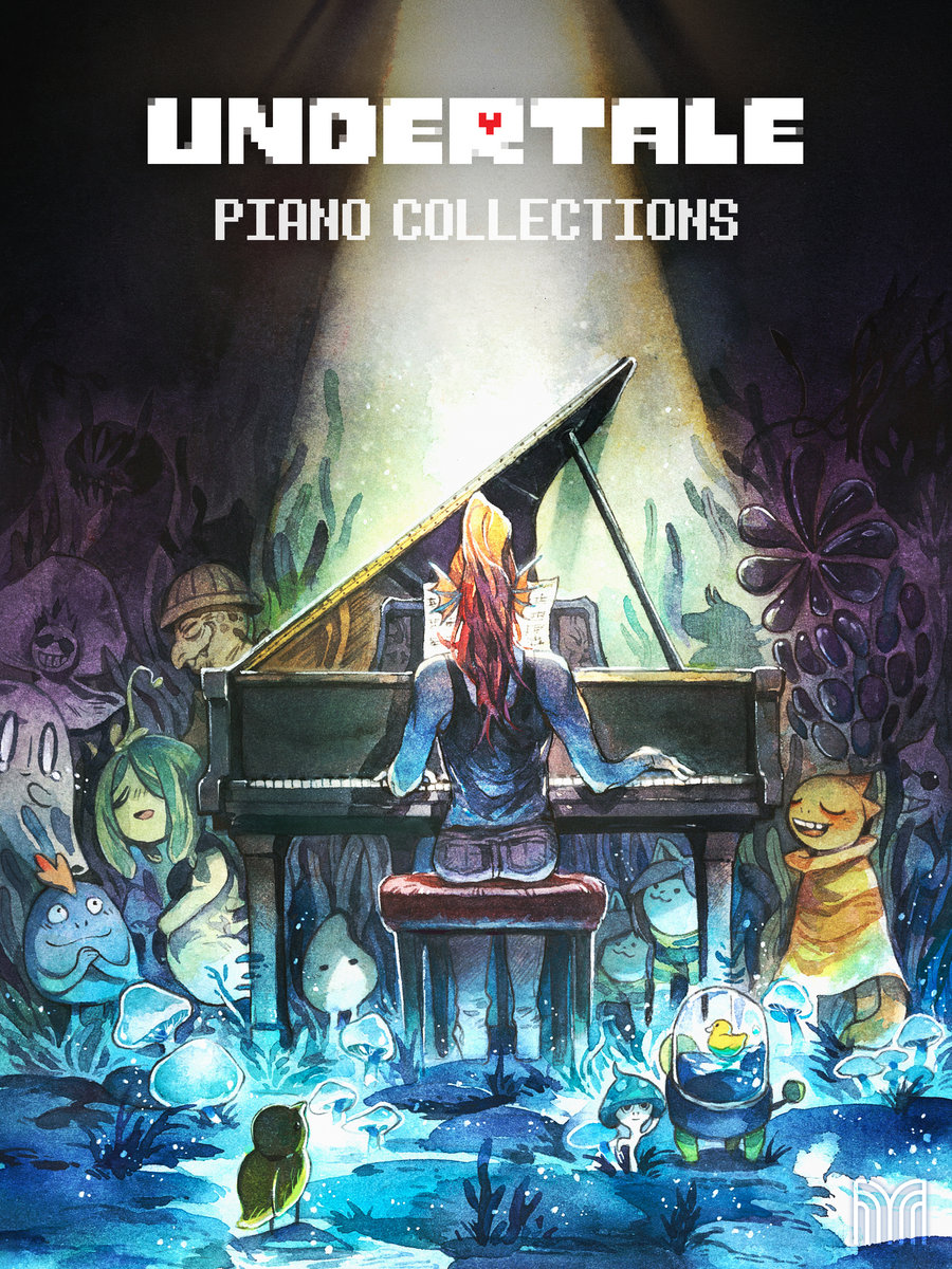 UNDERTALE Piano Collections | Materia Collective