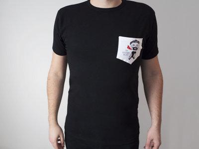 """T-Shirt """"Les Passages Secrets"""" Homme main photo"""