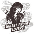 Bullet Proof Lovers image