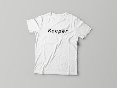 Keeper Tee - White main photo