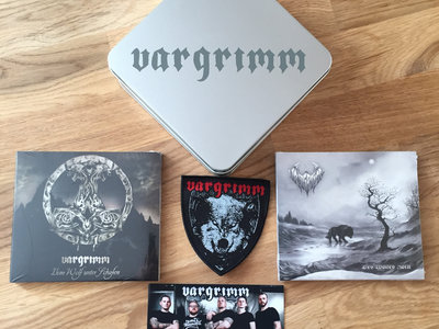 Vargrimm - The Metal Box main photo