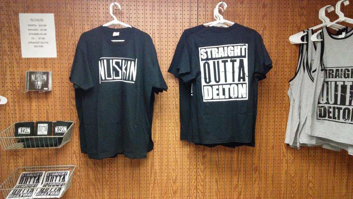 cdff6c3aa Straight Outta Delton T-shirt main photo