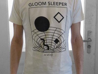 """T-Shirt """"A Void"""" (natural) main photo"""