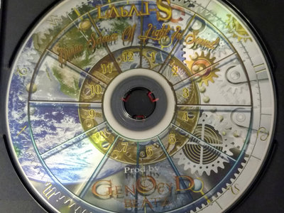Labal-S: Divine Science Of Light In Sound - Limited Edition CD main photo