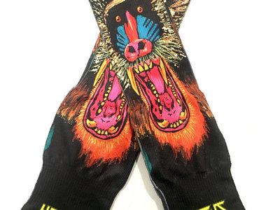 Limited Edition / Hiatus Kaiyote / Choose Your Weapon Socks main photo