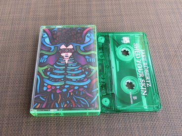 "Jake Robertz ""Shed Your Skin"" – Limited Edition Cassette [includes Digital] main photo"