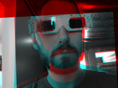 3D Anaglyph Glasses photo