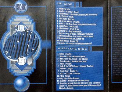Disorda - UK Hustlerz Vol.5 (Tape) main photo
