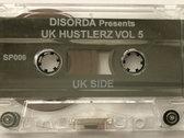 Disorda - UK Hustlerz Vol.5 (Tape) photo