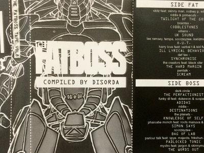 Disorda - The Fatboss Tape Vol.8 (Tape) main photo