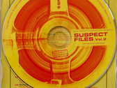 Suspect Files Vol.2 (CD) photo