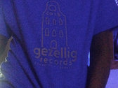 Gezellig Records Tee photo