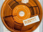 Suspect Files Vol.3 (CD) photo