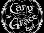 Glow-in-the-Dark Cary Grace Band T-shirt photo