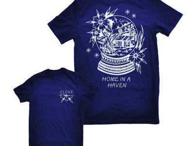 Home In A Haven Navy Tee main photo