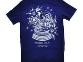 Home In A Haven Navy Tee photo