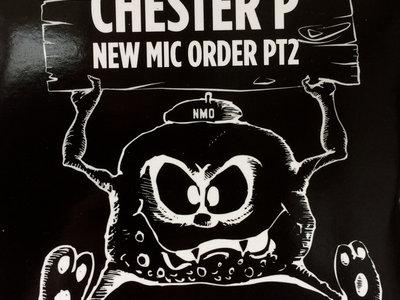 Chester P - New Mic Order : The Mixtape Pt.2 (CD) main photo